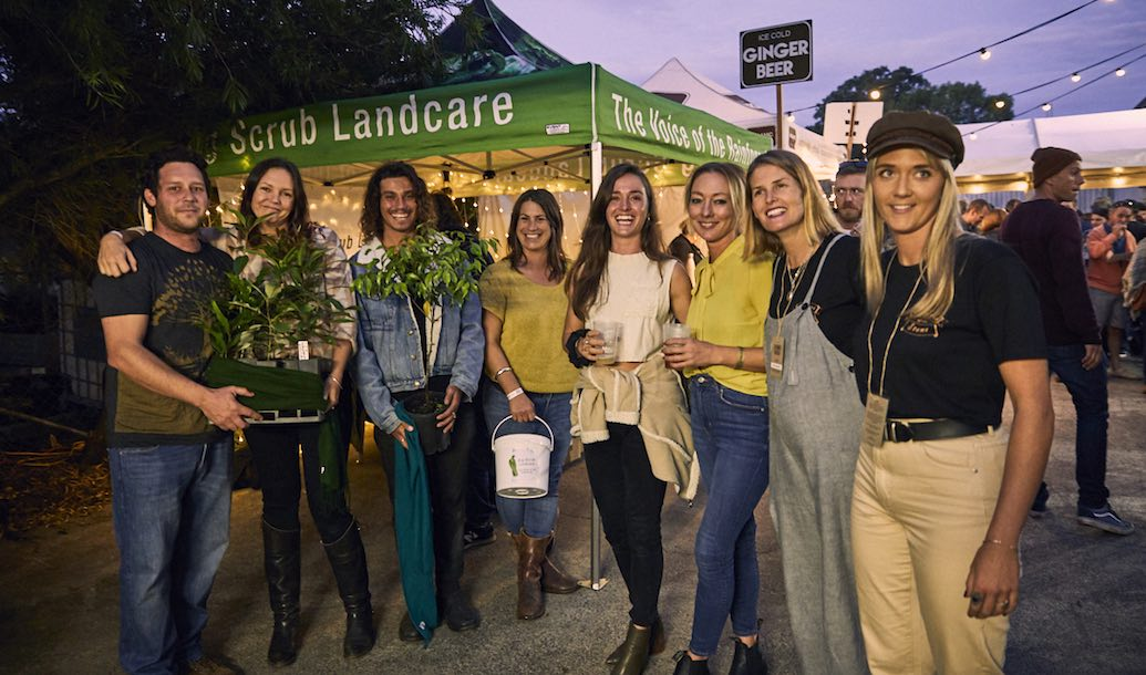 Stone & Wood Raises $17,000 for Big Scrub Landcare