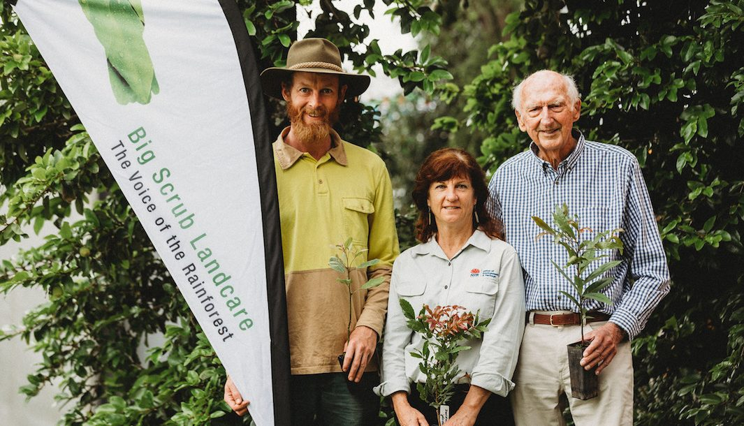 $554,000 for Saving Our Species Big Scrub Project
