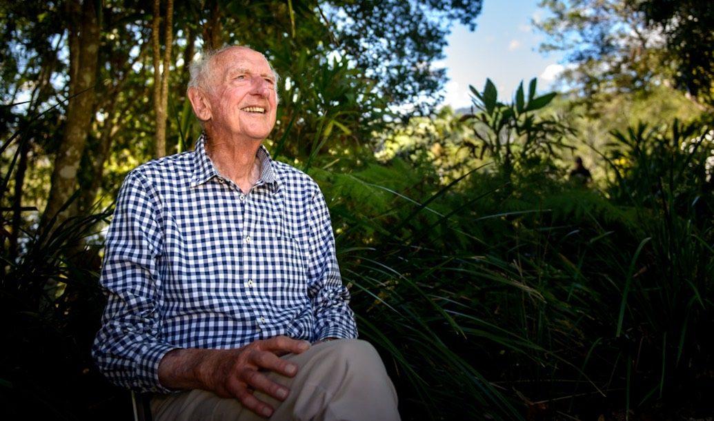 Order of Australia for Dr. Tony Parkes