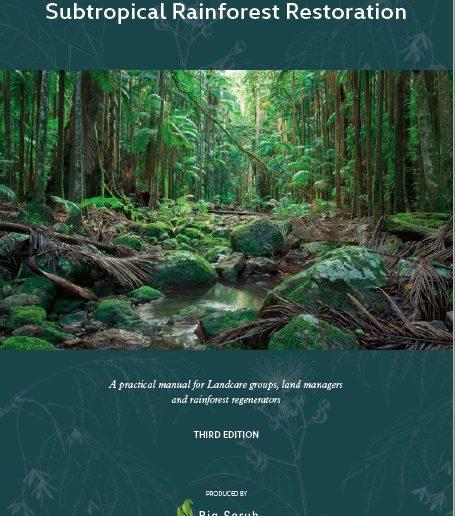 New Edition of BSL's Rainforest Restoration Manual