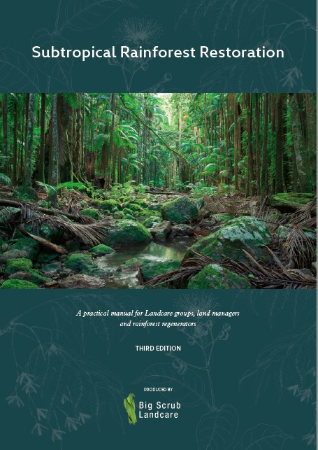 New Edition of BSL's Rainforest Restoration Manual