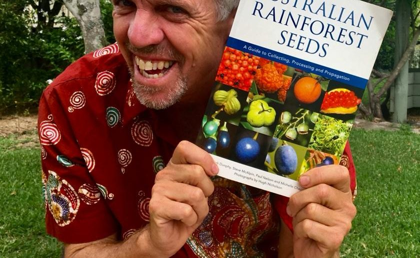 Official launch of Australian Rainforest Seeds – A guide to collecting, processing and propagation
